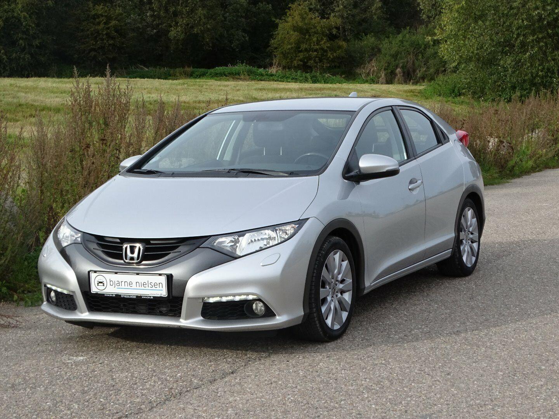 Honda Civic 1,6 i-DTEC Sport