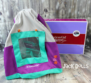 American-Girl-Retired-Adventure-Tent-in-Box-NO-Lantern-Tent-Only-Truly-Me