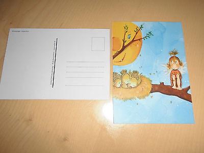 1 Schutzengel Karte - Gisela Dürr üBerlegene Materialien