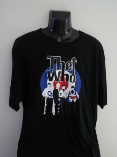 The Who Music T-Shirt Assorted SIzes