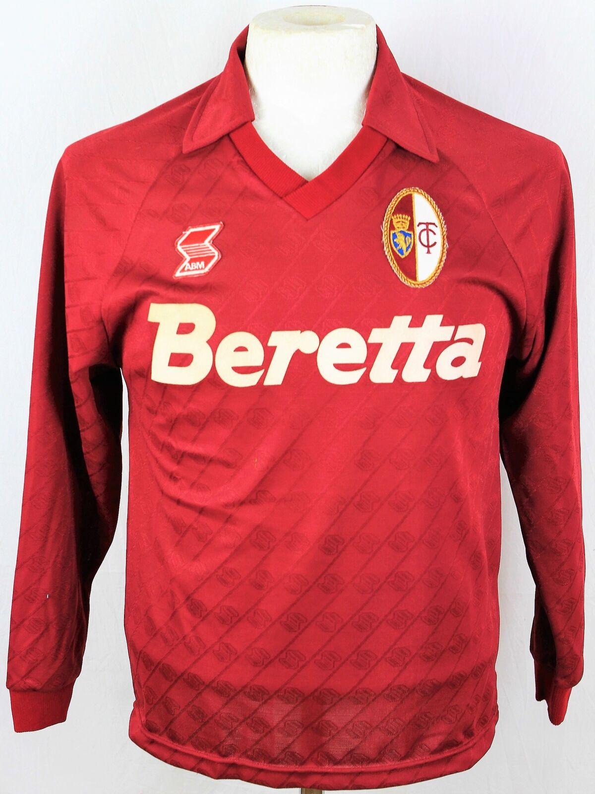 Raro Vintage Torino Casa LS Camicia Abm Beretta 199394 TAGLIA XS 254 P