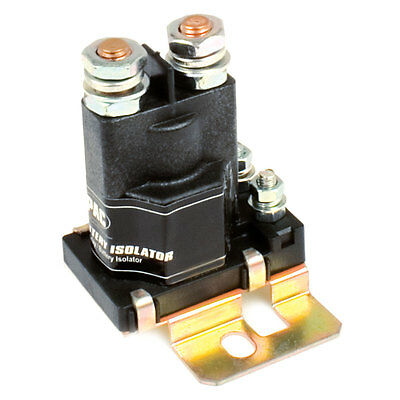 80A Auto Batterie Isolator Trenn Relais PAC-80 ideal für Zweitbatterie / Amp
