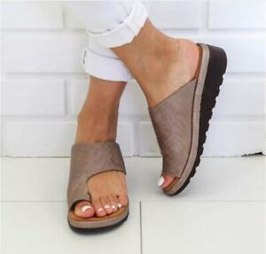 28692598b396 Image is loading Women-Comfy-Platform-Sandal-Shoes-Buy-1-get-