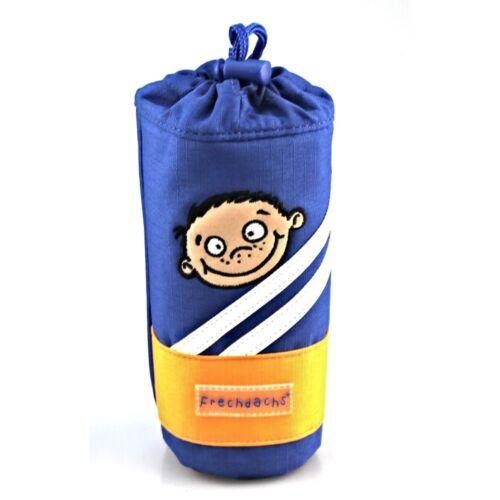 Frechdachs® Flaschenhalter Jungen mit Isolierfunktion Isoliertasche Warmhaltebox