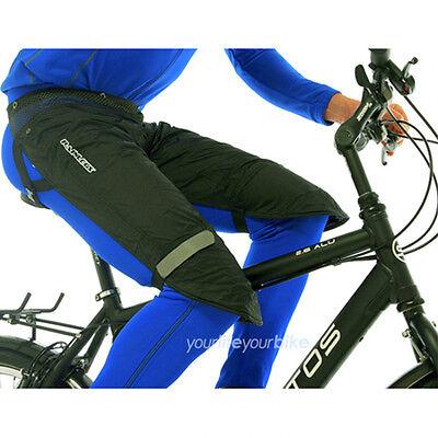 Rainlegs Beinschutz Regenschutz Oberschenkel Fahrrad Regen NEU