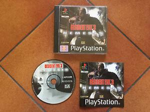 Gioco-Resident-Evil-3-per-PSX-PS1-PSone