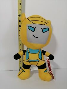 New-Transformers-Bubblebee-Licensed-Plush-Stuffed-Toy