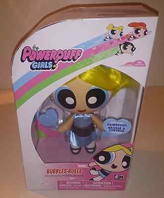 """Initiative The Powerpuff Girls Bubbles 6"""" Deluxe Doll Structural Disabilities Dolls & Bears"""