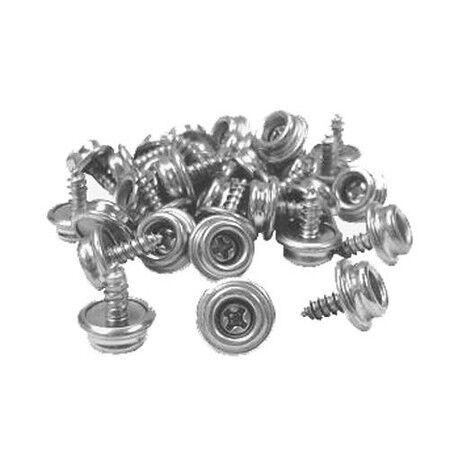 "SS-Screw Studs 12 QTY Osborne /& Co Stainless Steel 5//8/"" Length C.S"