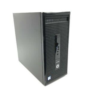 HP ProDesk 400 G3 MT  i5-6500 CPU @ 3.20GHz 8GB DDR4 500GB HDD