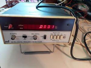 Frequenzimetro TF2432 Marconi