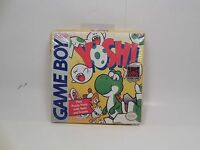 Sealed Nintendo Gameboy Classic Yoshi Game 1992 Mario Gb Game Boy