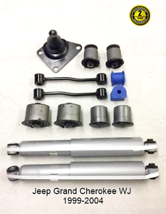 Jeep Grand Cherokee WJ Rear Suspension Large Repair KIT 1999-2004