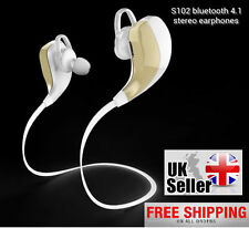 STEREO Wireless Bluetooth Calling Music Gaming Headset With Mic for Phone Laptop