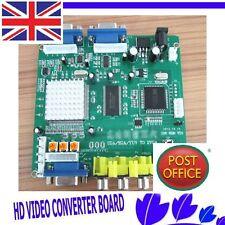 RGB / CGA/ EGA/ YUV to VGA Arcade HD Video Converter Board abb