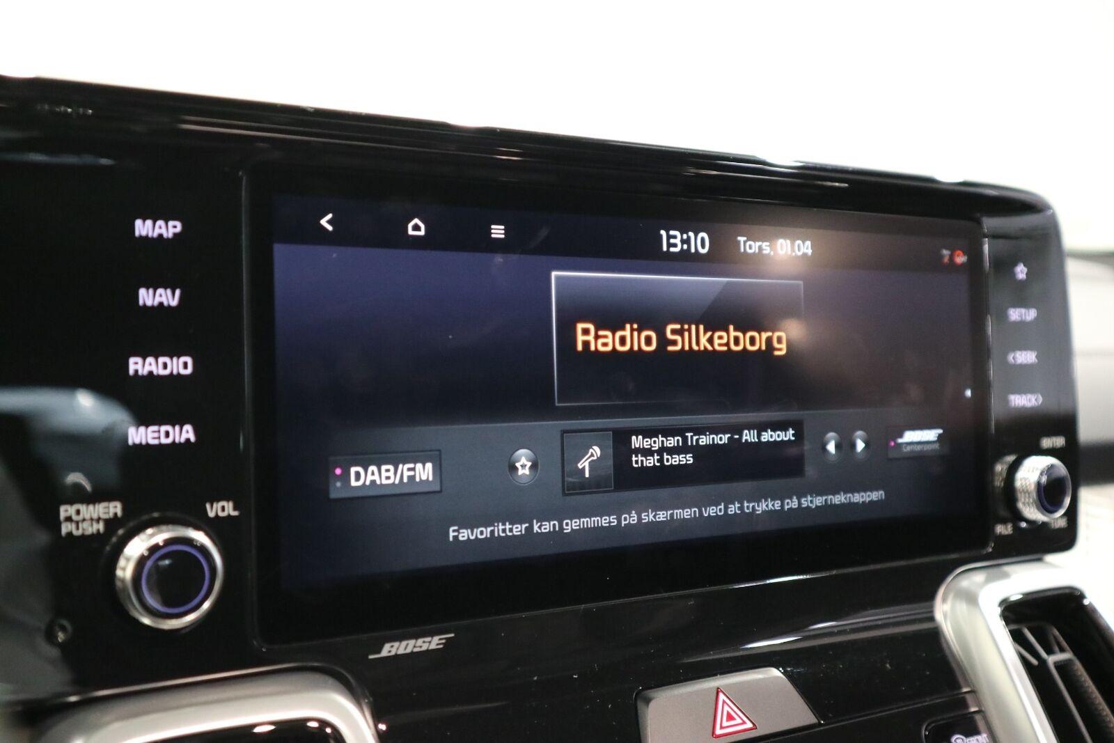 Kia Sorento 1,6 PHEV Premium aut. 4WD - billede 10