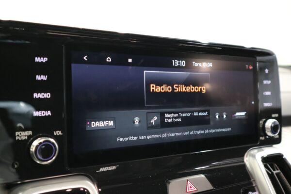 Kia Sorento 1,6 PHEV Premium aut. 4WD billede 10