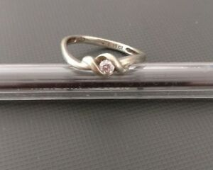 White-gold-9ct-solitaire-diamond-0-10-ct-ring-1-7-grams