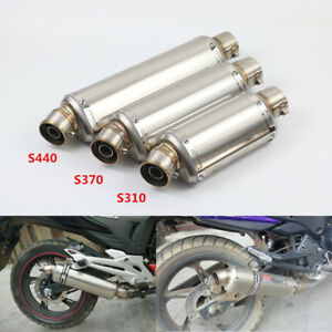Universal-Motorcycle-Exhaust-Muffler-Pipe-Removable-DB-Killer-Slip-on-38-51mm