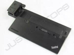 Lenovo-ThinkPad-T440p-T450-Ultra-Docking-Station-Port-Replicator-Dock-Only