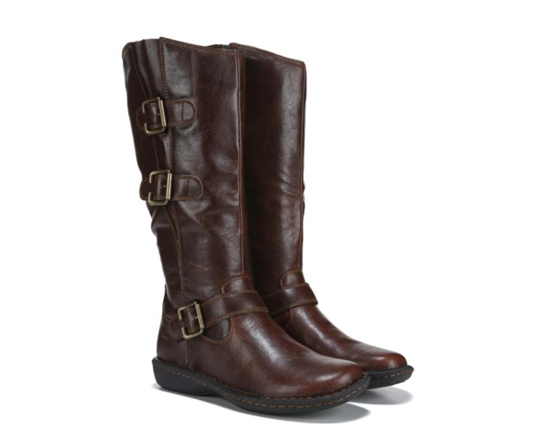 New Born B.O.C. Annarella tall bottes cavalières zip côté femme 10 Z06306