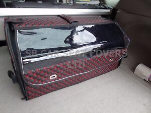 Das Bild Wird Geladen I Passend Fuer Suzuki Swift Kofferraum Organizer Aufbewahrungsbox