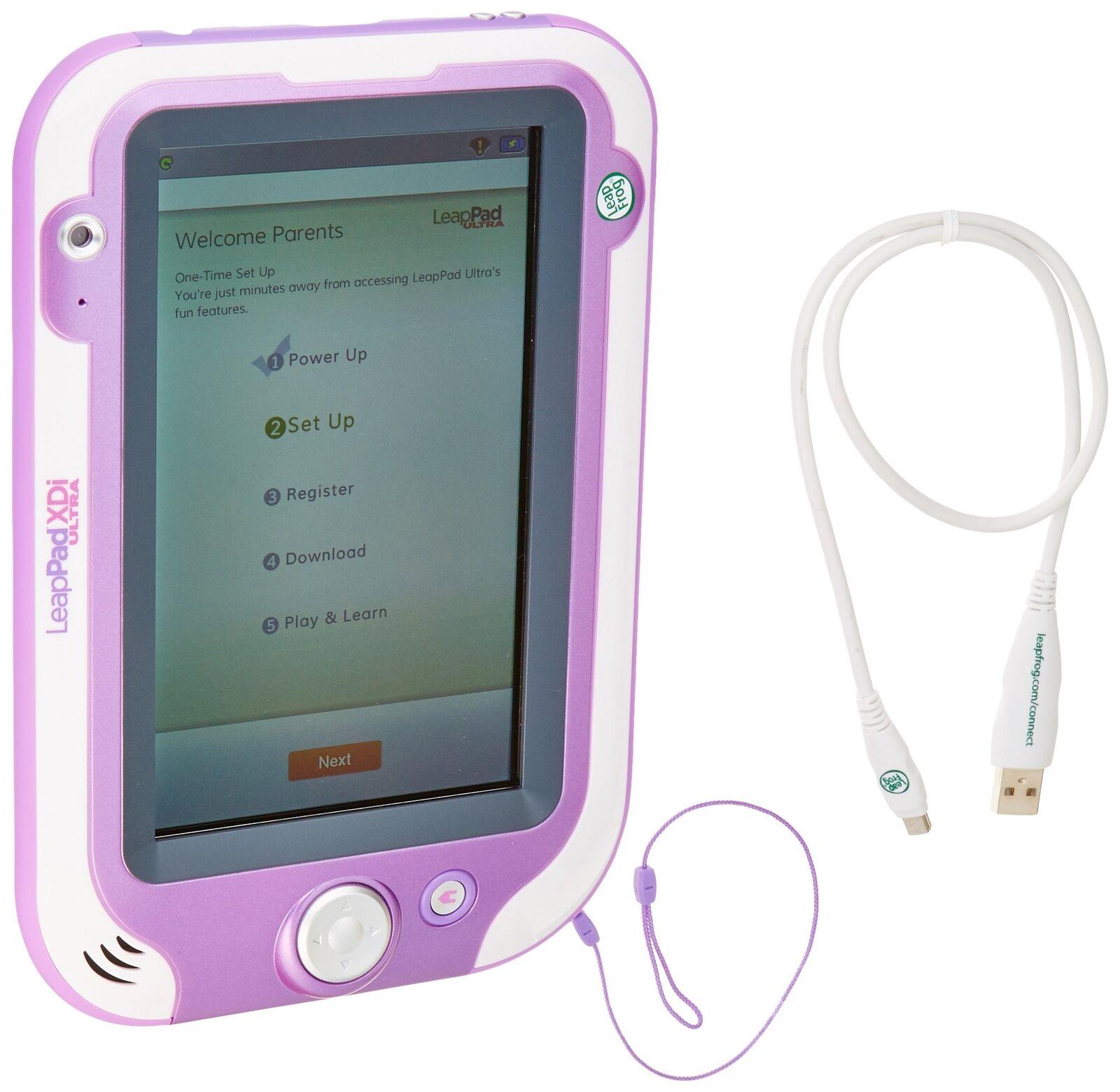 LeapFrog LeapPad Ultra XDi Learning Tablet (Rosa) Rosa