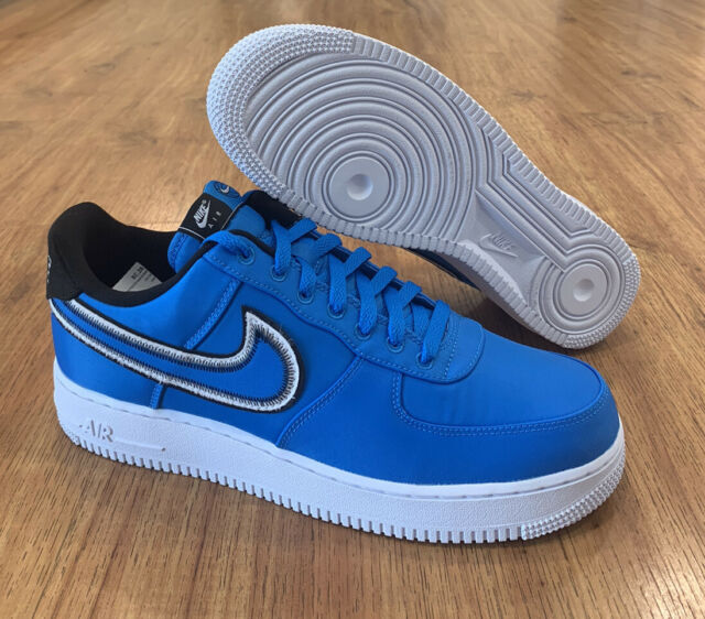 Size 7 - Nike Air Force 1 Low Reverse Stitch - Blue for sale ...
