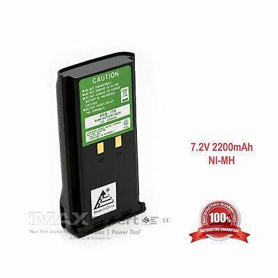 3X 2100mAh KNB17 KNB-17 Battery for KENWOOD TK-280 TK-380 TK-480