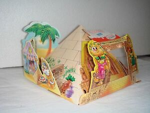 Medias-Cargas-Kinder-Sorpresa-Diorama-Hardback-Piramide-de-Miaogizi