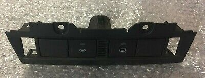Genuine Ford Focus ST ST225 PFL HEATED SCREEN BUTTONS