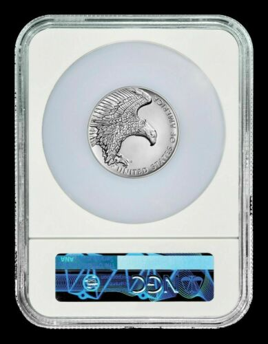 2019 P 2.5 oz  American Liberty Silver Medal NGC SP 69 Early Releases