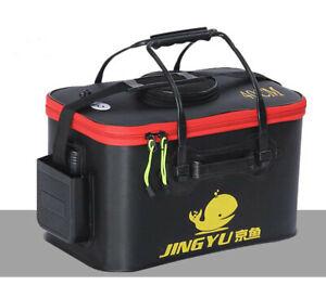 Outdoor-Folding-Fishing-Bucket-Portable-Camping-Hiking-Bucket-With-Handle-Fishin