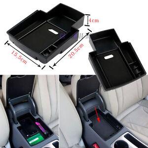 For AUDI A4 B8 A5 S4 CAR Armrest Glove Box Accessory Secondary Storage Case | eBay