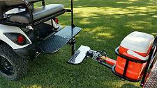 Club Car Ez-Go  Yamaha golf cart rear drop hitch step