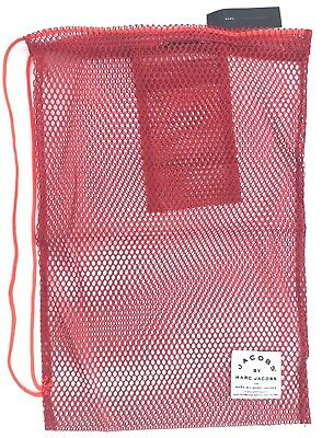 Con Etichette Nuovo Di Zecca-marc Jacobs-tote Borsa Da Spiaggia Mesh-mostra Il Titolo Originale Prezzo Pazzesco