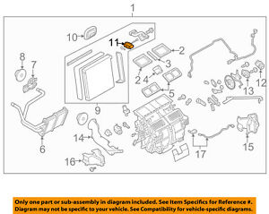 Nissan Oem Air Conditionerexpansion Valve 922001hp0c Ebay. Is Loading Nissanoemairconditionerexpansionvalve922001hp0c. Nissan. 2006 Nissan Frontier Air Conditioner Diagram At Scoala.co