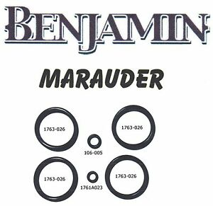 Benjamin Marauder O ring Seal Kit .25