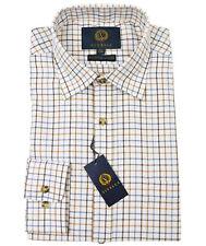 04e0e88b1a item 1 Viyella Russet Tattersall 80 20 Cotton Wool Blend Shirt -Viyella  Russet Tattersall 80 20 Cotton Wool Blend Shirt