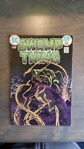 Swamp-Thing-1973-8-F-VF-DC-Comics-Bernie-Wrightson-Wein
