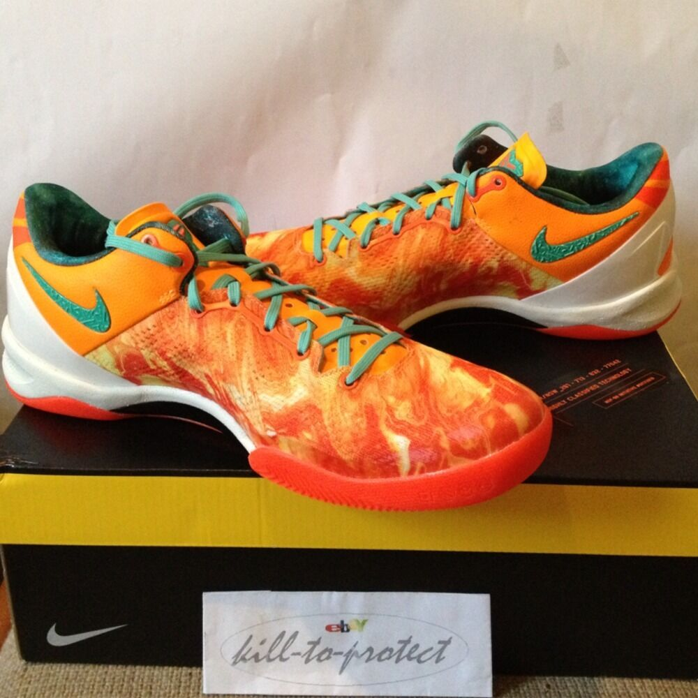 NIKE KOBE 8 AS GALAXY AREA 72 US US US UK7 8 9 10 11 12 13 extraterrestrial 587553-800 16bb43