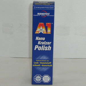 nano kratzer polish 50ml a1 kratzerentferner dr wack. Black Bedroom Furniture Sets. Home Design Ideas