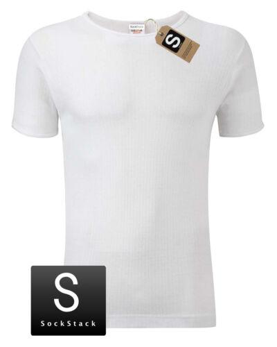 Mens Thermal T Shirt Warm Underwear Baselayer By SockStack S M L XL XXL