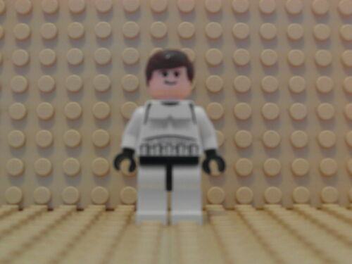 Han Solo Stormtrooper Outfit Good Condition Star Wars Minifig Lego SW205