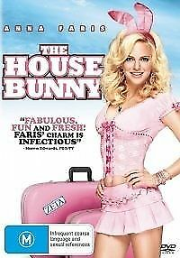 The-House-Bunny-DVD-2009-region-4-Australian-like-new-condition-free-postage