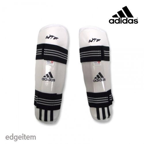 ADITSP01 Adidas Taekwondo Shin Pad Protector WTF Approved