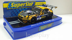 Slot-SCX-Scalextric-Superslot-H3847-BMW-Z4-GT3-24-Hours-Nuerburgring-Nummer-N