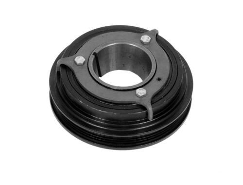 jaguar xjs v12 crankshafter damper pulley with timing ring eac9693 88-91 new