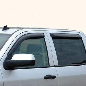 19302681-Vent-Visor-Wind-Deflectors-for-2014-Up-Silverado-1500-Double-Cab