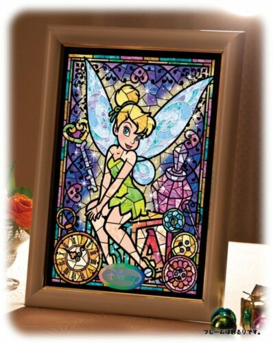 18.2 x 25.7 cm 266 pieces Jigsaw puzzle Stained art Tinker Bell